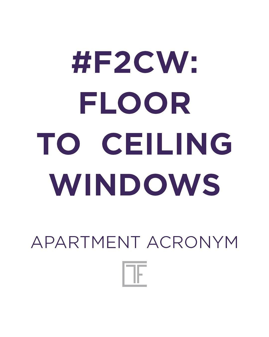 Apartment Search Help: Fresh Listings And Views From TFC Apartments: #F2CW: Floor