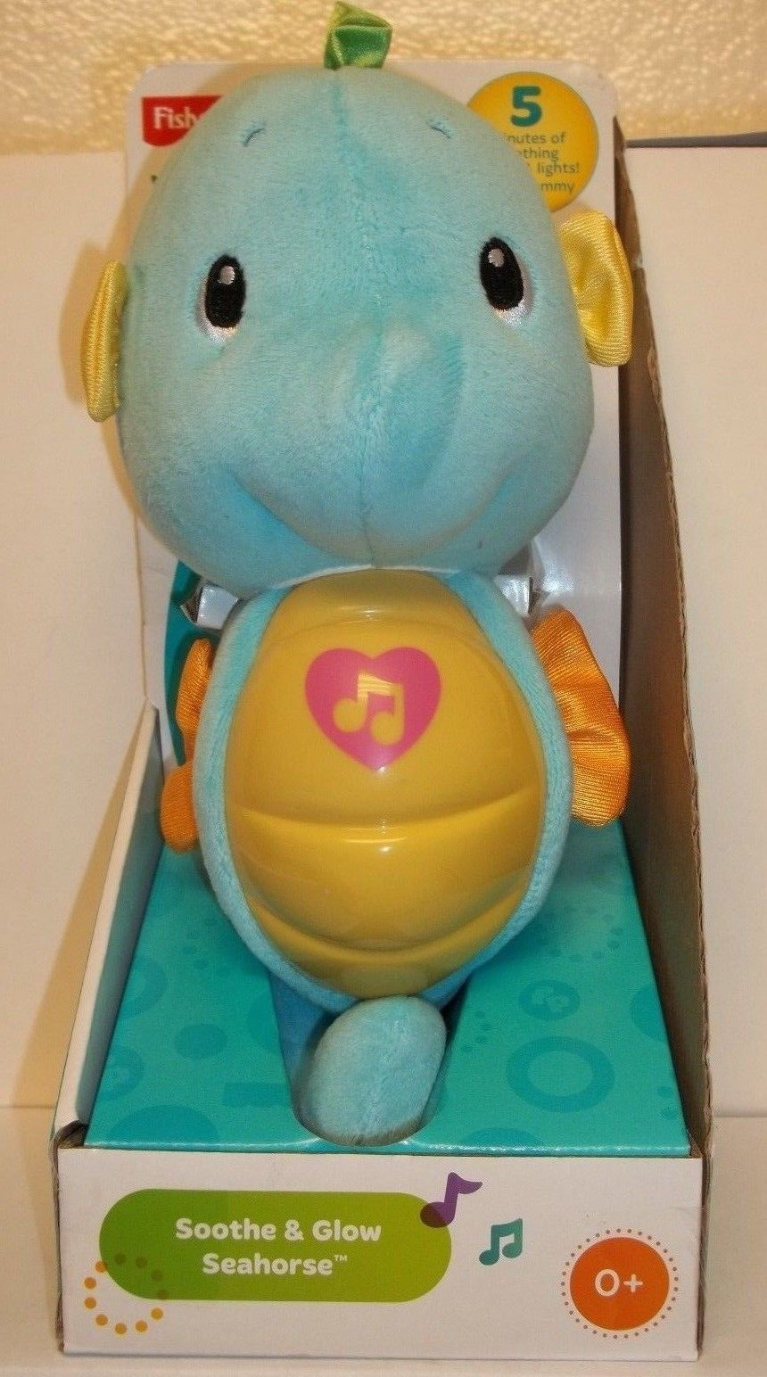 Fisher Price Soothe Glow Seahorse Fisher Price Toys Toys