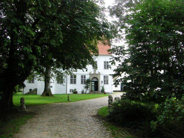 Schloss Hoyerswort Oldenswort Eiderstedt