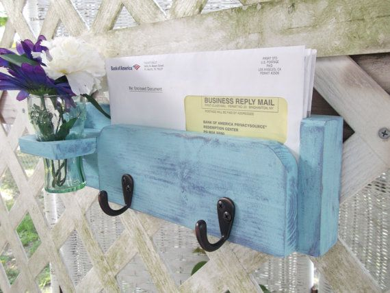 Shabby Mail Holder