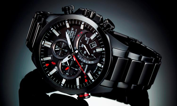 Casio Edifice Eqb 500 Smartphone Link Watchs Watches For Men