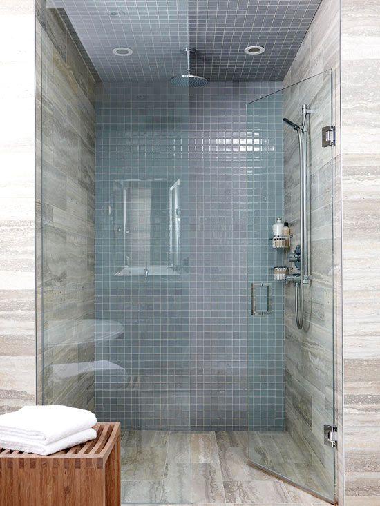 More Bathroom Upgrades: Http://www.bhg.com/bathroom /remodeling/planning/our Favorite Bathroom Upgrades /?socsrcu003dbhgpin071513glassshoweru003d4
