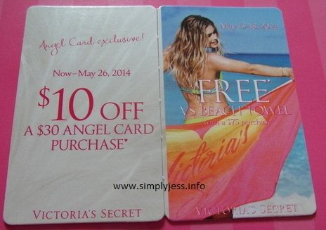 My Recent Victoria S Secret Coupons Did You Receive Yours In The Mail Victoria Secret Coupon Coupons Victoria S Secret