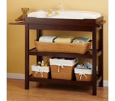 Baby Changers: Chocolate Baby Changing Top Dresser | home decor ...