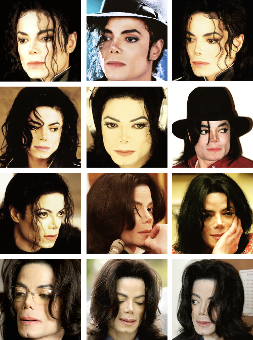 i like the different faces of michael more about him at httpbiografienblogdemichael jackson lebenslauf - Michael Jackson Lebenslauf