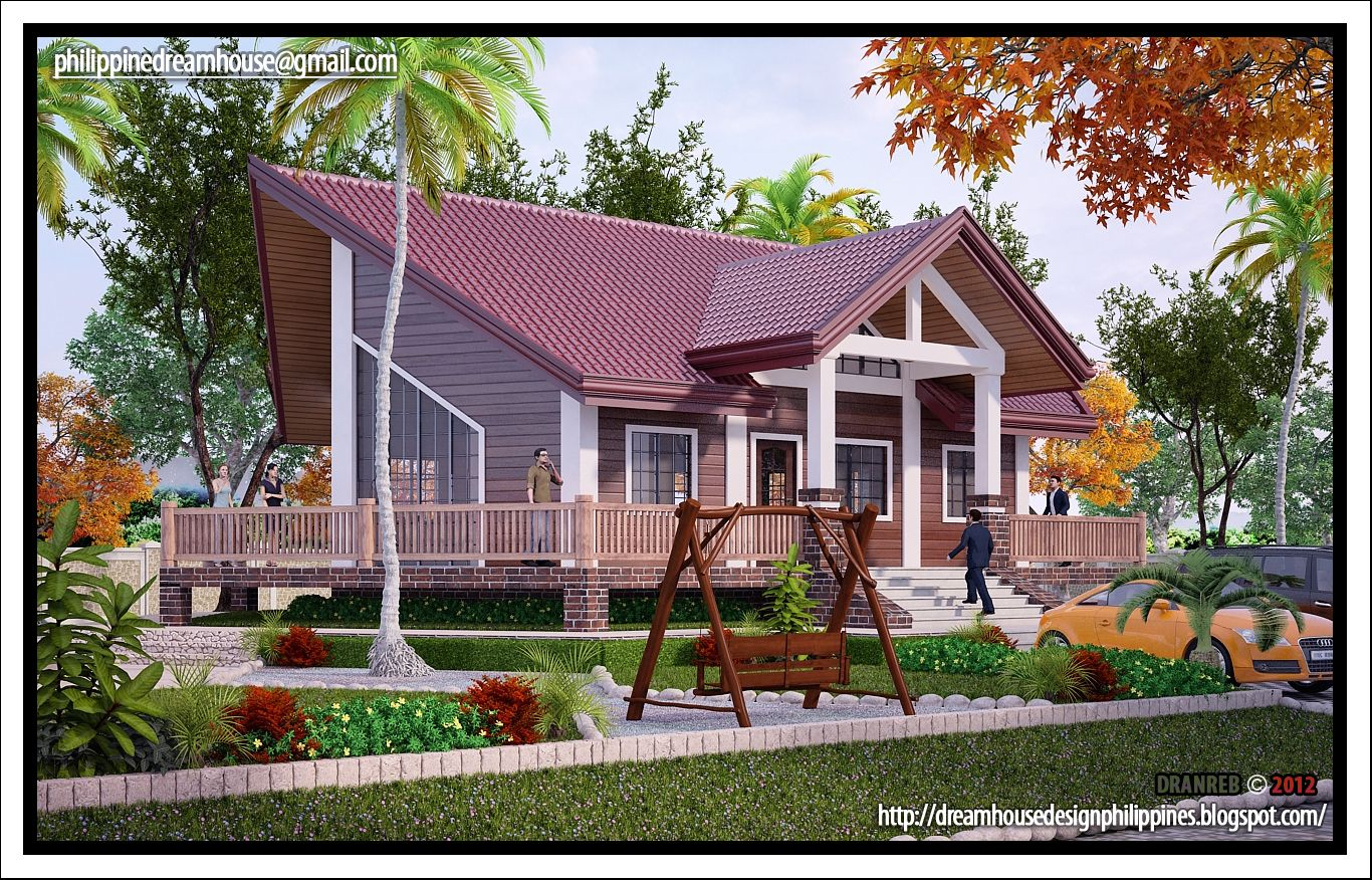 Dream House Design Philippines: Vacation House | nice homes ...