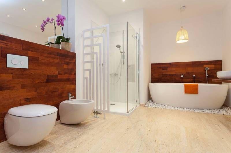 Inspiratie Verf Badkamer : Strak & warm b a d e n : strak & warm pinterest badkamer en