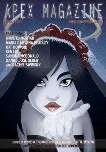 Apex Magazine Issue 55 - December 2013