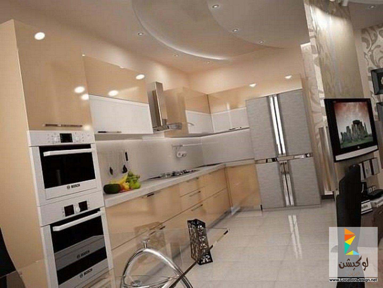 أجمل أشكال مطابخ المونتال 2015 لوكيشن ديزاين تصميمات ديكورات أفكار جديدة مصر Contemporary Kitchen Design Kitchen Design Decor House Design
