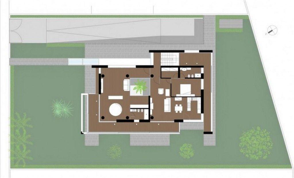 Villa villa pm design and architecture ideas blueprint for first villa villa pm design and architecture ideas blueprint for first floor stylish contemporary villa malvernweather Choice Image