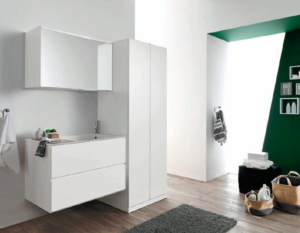 Anta Bagno ~ Armadi per inserire lavatrice e asciugatrice bagno pinterest