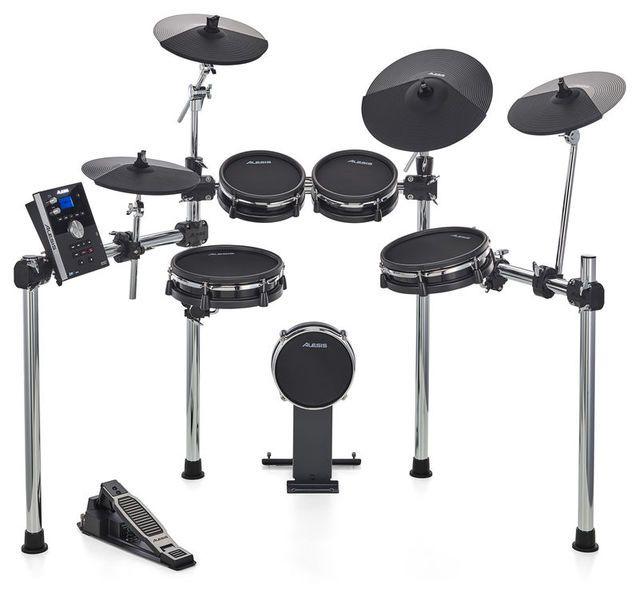 alesis dm10 mkii studio mesh kit www thomann de groove beat drums