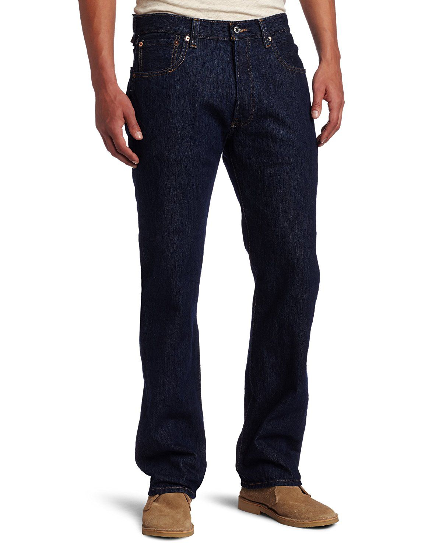 Levi's Men's 501 OriginalFit Jean at Amazon Men's