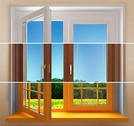 Colorful Plastic Windows Modern Trends In Window Designs