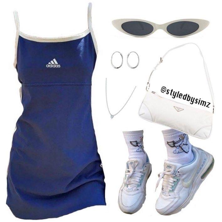 "���� ☆ on Instagram: ""she snortin' three lines like adidas #styledbysimz FOLLOW FOR MORE → @styledbysimz - - - - #instagramstylist #streetstyle #streetwear…"""