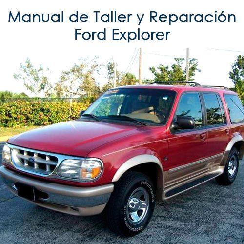 manual de reparacion ford explorer 2002
