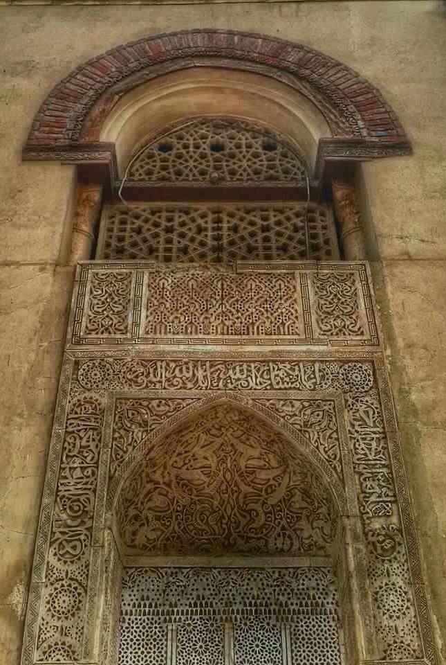 Amr Ibn Elas Mosque Cairo Egypt مسجد عمرو بن العاص Islamic Art Egypt Art