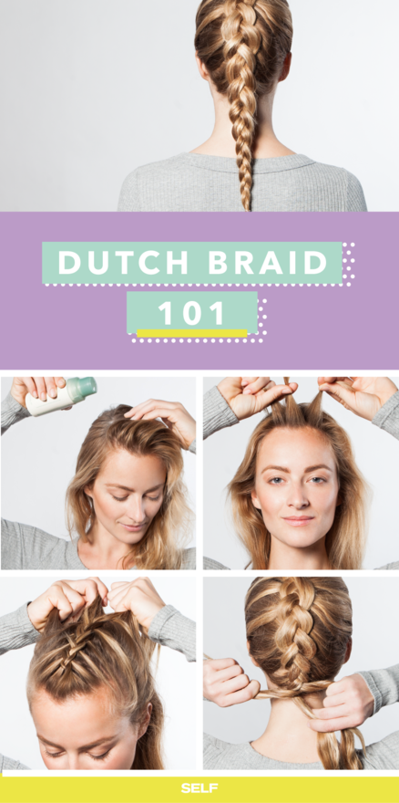The Easy Workout Braid That Will Actually Keep Hair Out Of Your Face