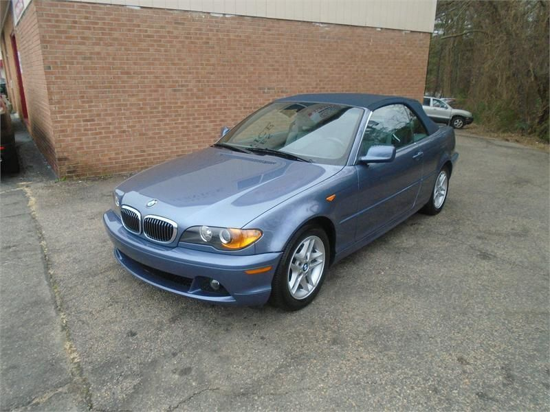2004 BMW 3 Series 325Ci Convertible 7,995 Used bmw