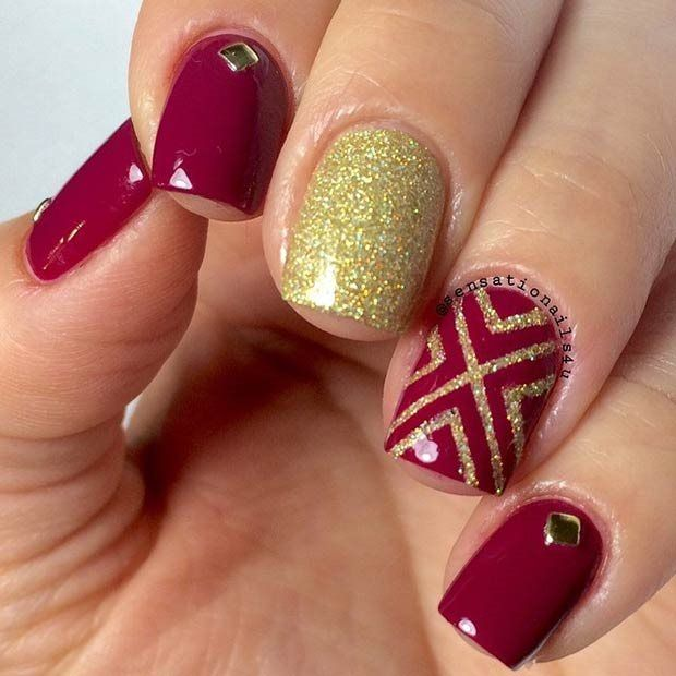 cute100 nail art collection for 2015   Nail Art   Pinterest ...