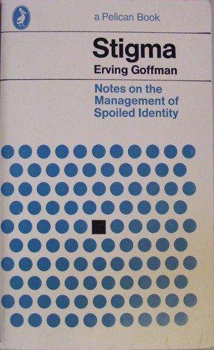 Erving Goffman Stigma Pdf