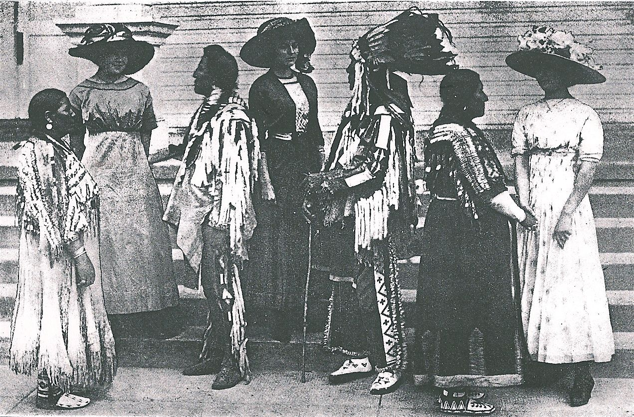 Pin on Ancestors-Blackfoot, Cherokee