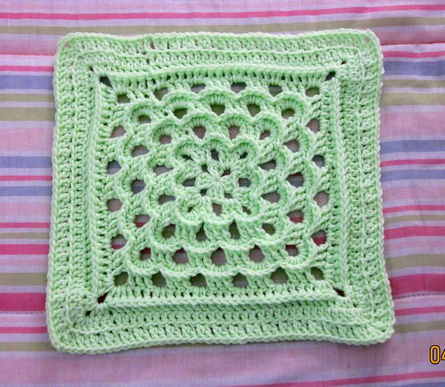 BOM CAL 2011 July 12 inch filler square by LIZZIEHELEN, via Flickr ...