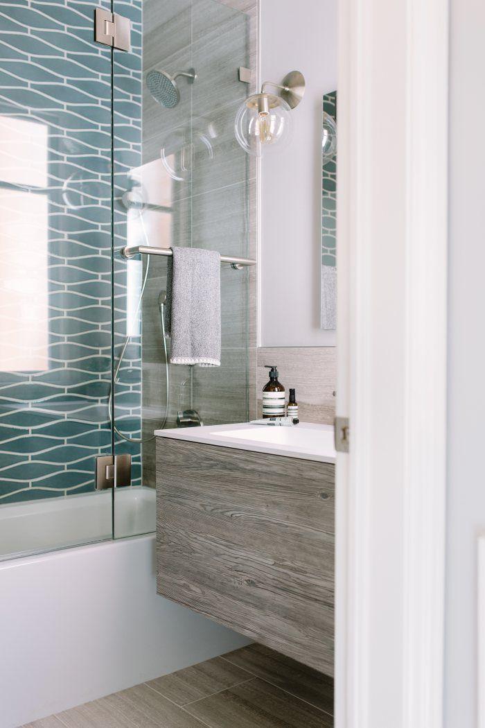 San Francisco Bathroom Makeover Installation Gallery