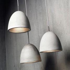 Rayocompl Z007 Lampa Wisząca Beton Architektoniczny
