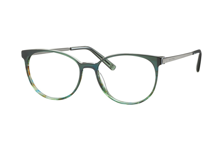 Marc O Polo 503127 40 Brille In Grun Verlauf Brille Marc O Polo Brille Marc O Polo