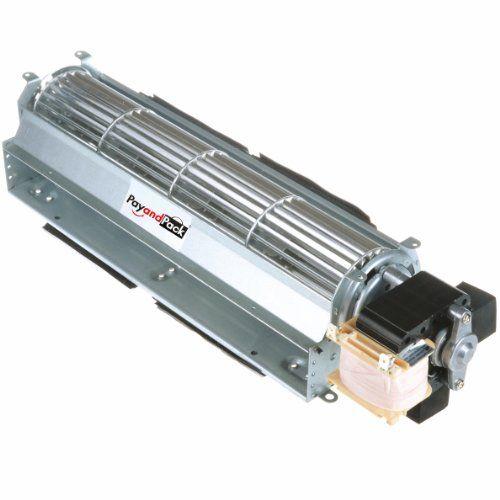BK BKT GA3650 GA3700 GA3750 Replacment Fireplace Blower Fan UNIT ...