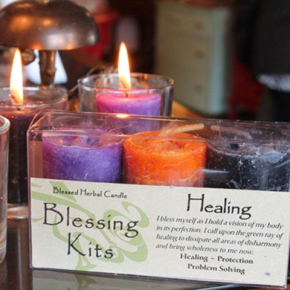 Arcadia Marketplace Presents: Healing Blessing Blessing Kit ** Click image for more details.