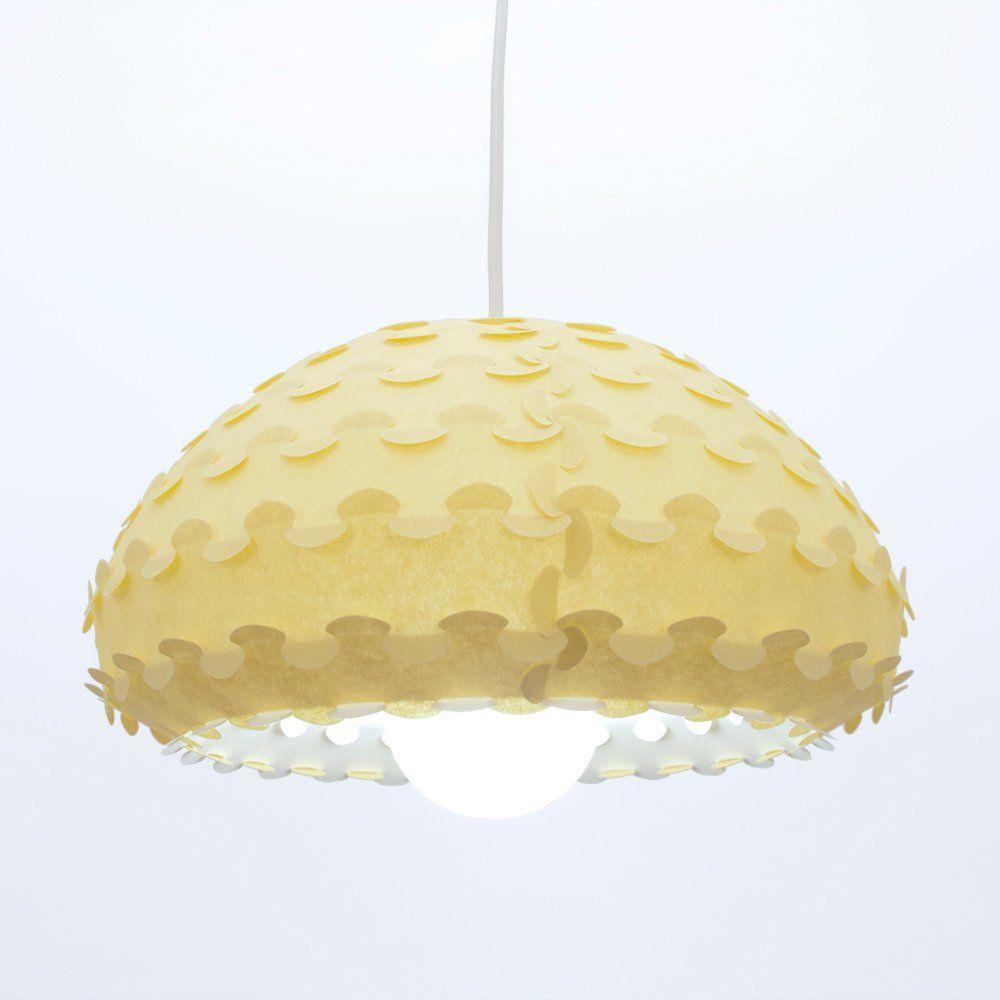 Bright yellow pendant lamp kasa light is perfect for nursery and bright yellow pendant lamp kasa light is perfect for nursery and kids room mozeypictures Choice Image