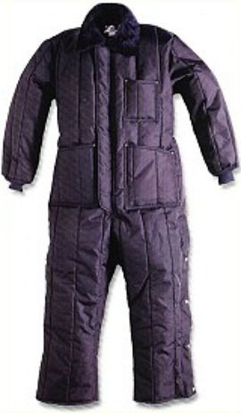 300da845007 ... Industrial Freezer Clothing insulated suits for extreme frigid  temperatures. Freezer Coverall