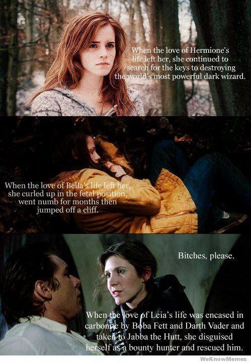 Harry Potter Vs Twilight Vs Star Wars Cool Bad Film Destroyer Of Worlds Harry Potter Vs Twilight