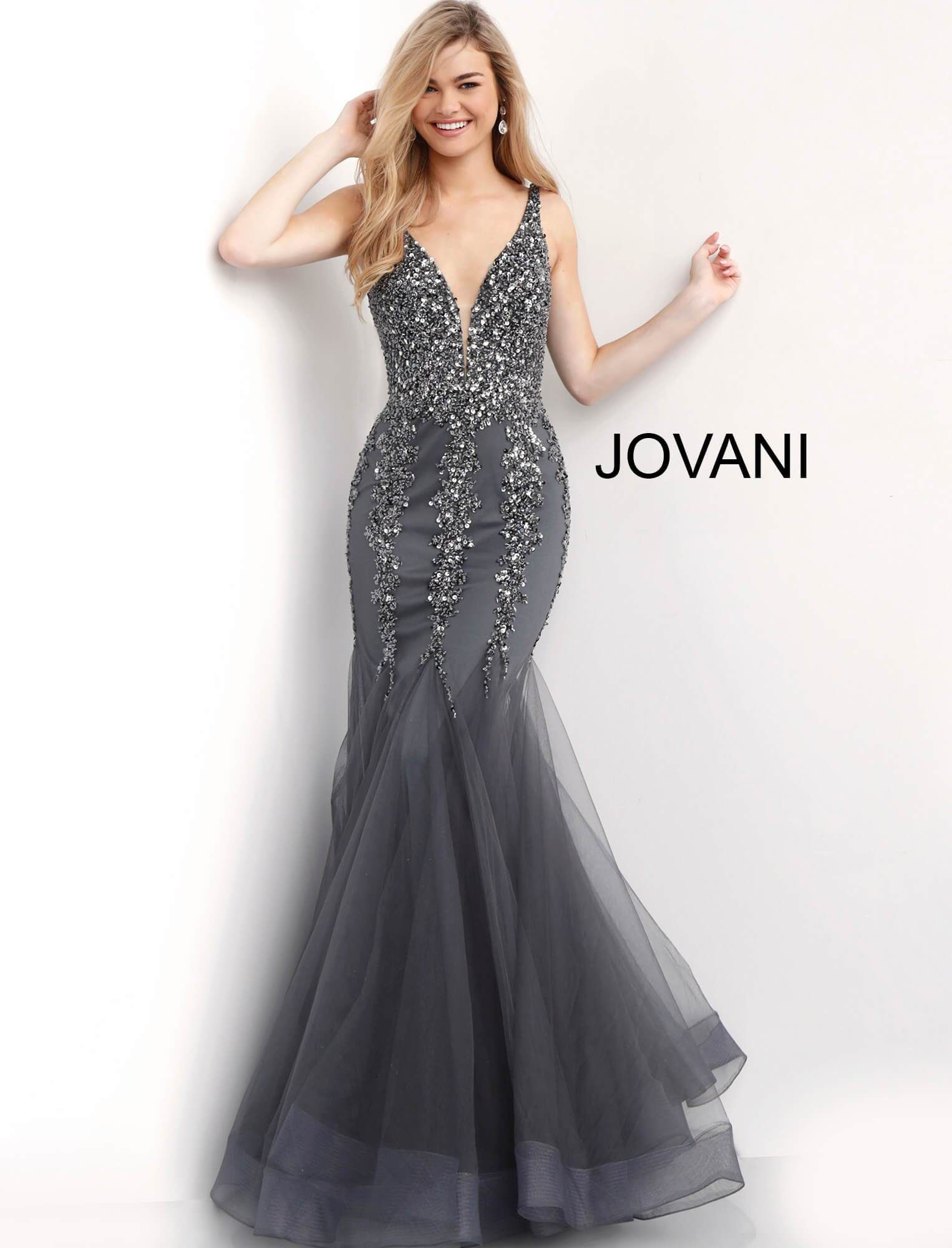 e55c5f2450 Jovani prom dress style 63700 in 2019