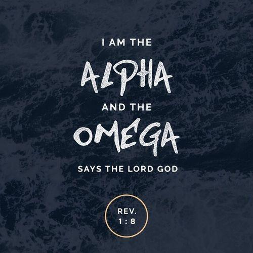 """staystrongforjesus: """"Eu sou o Primeiro e Último diz o senhor Deus. Apocalipse 1:8 """""""