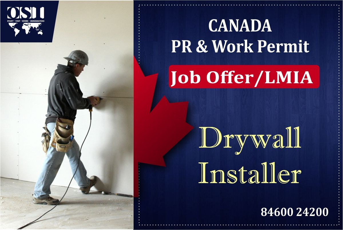 LMIA approved job offer is available in Canada in 2020
