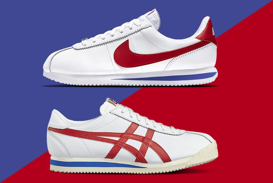 Which Came First Nike S Cortez Or Onitsuka Tiger S Corsair Onitsuka Tiger Women Outfit Tiger Shoes Onitsuka Tiger Women