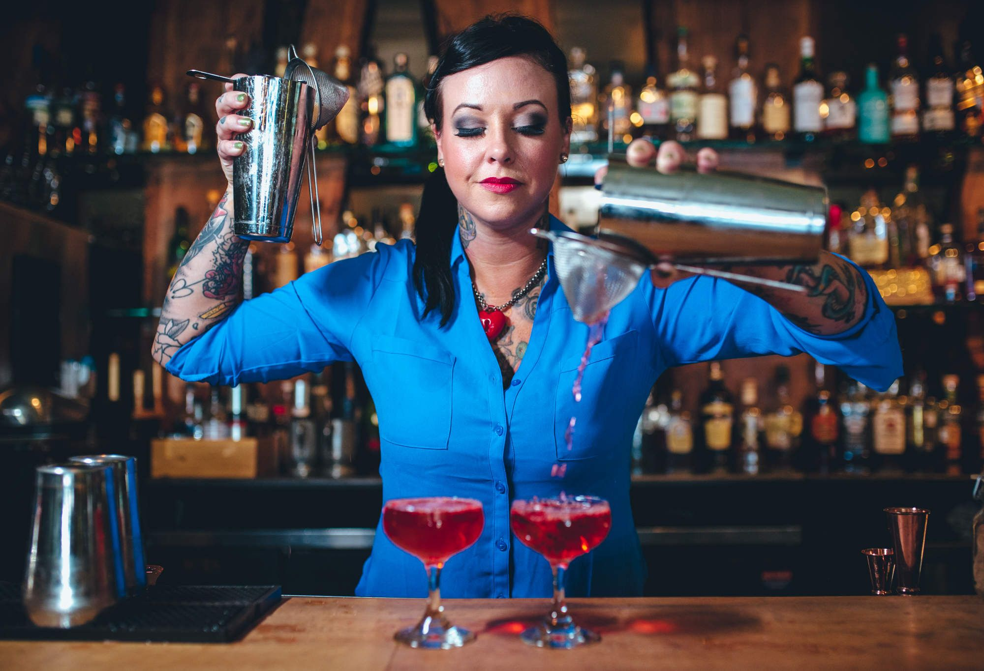 The Most Overrated And Underrated Cocktails According To Houston Bartenders Bartender Cocktails Houston Bars