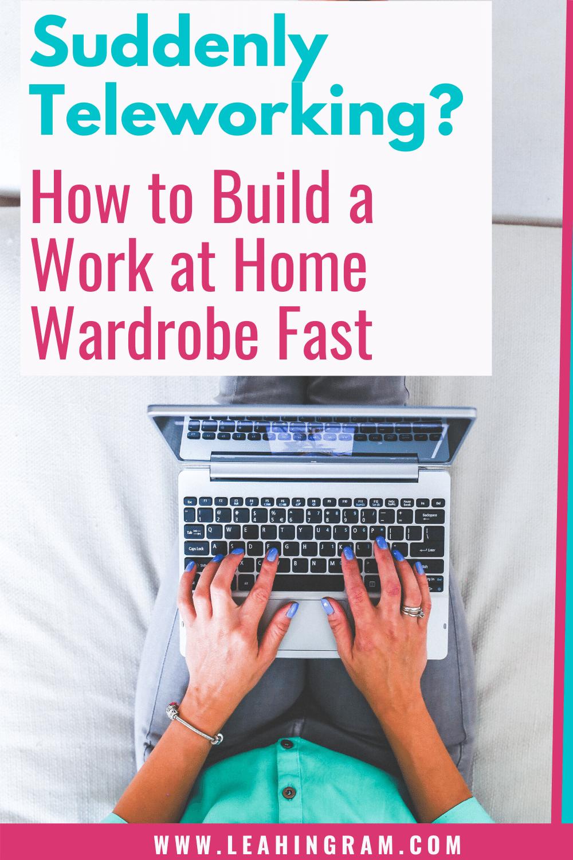 Work From Home Wardrobe Essentials Online Stylist Stitch Fix App Working From Home