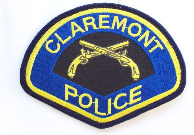 Claremont Pd Calif Police Uniforms Police Emergency Service