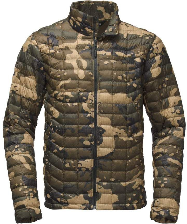 39e61f3f84 The North Face ThermoBall Insulated Jacket - Men s