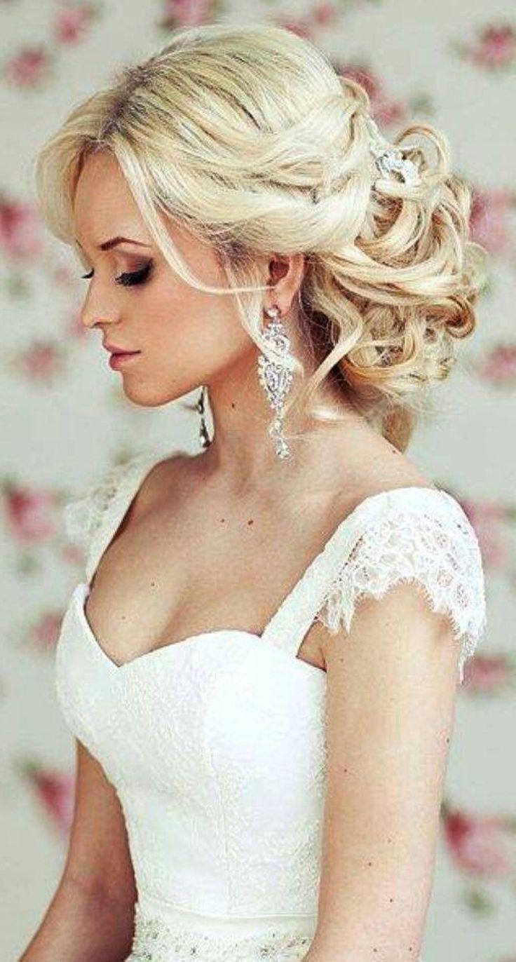 Wedding updos for long hair elegant wedding hairstyles wedding updos - Half Up Wedding Hair Hair Half Up Half Down Wedding Hairstyles Long