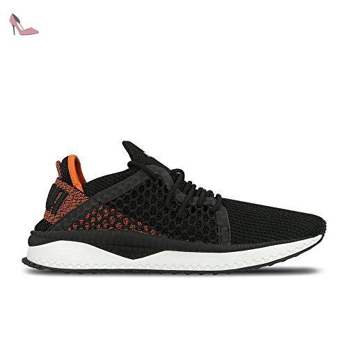 Puma Tsugi Netfit Homme Baskets Mode Noir - Chaussures puma (*Partner-Link)