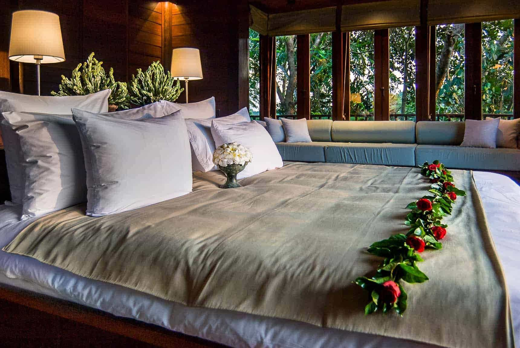Bali Hotel Photography - Alila Ubud - hillside villa ...