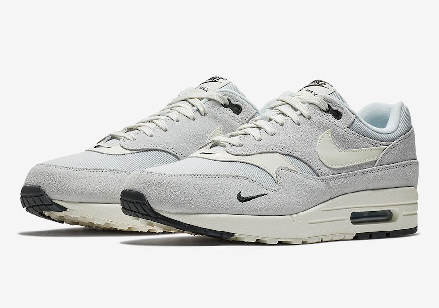 5f1390b5200f6 Nike Air Max 1 Pure Platinum 875844-006 - Sneaker Bar Detroit ...