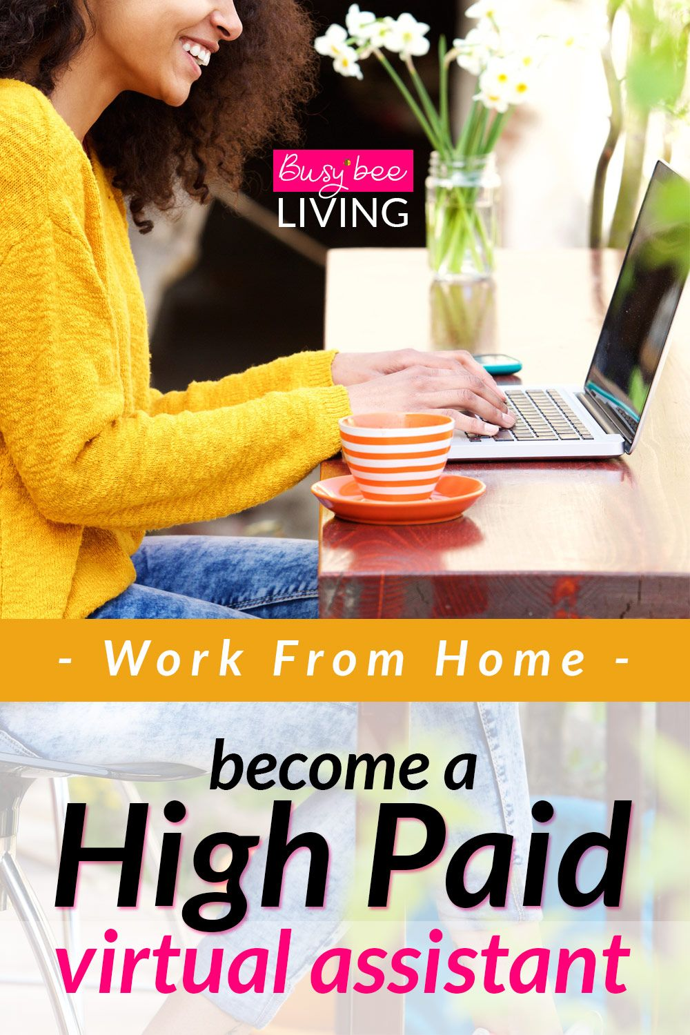 5 steps to becoming a high paid virtual assistant landing awesome clients
