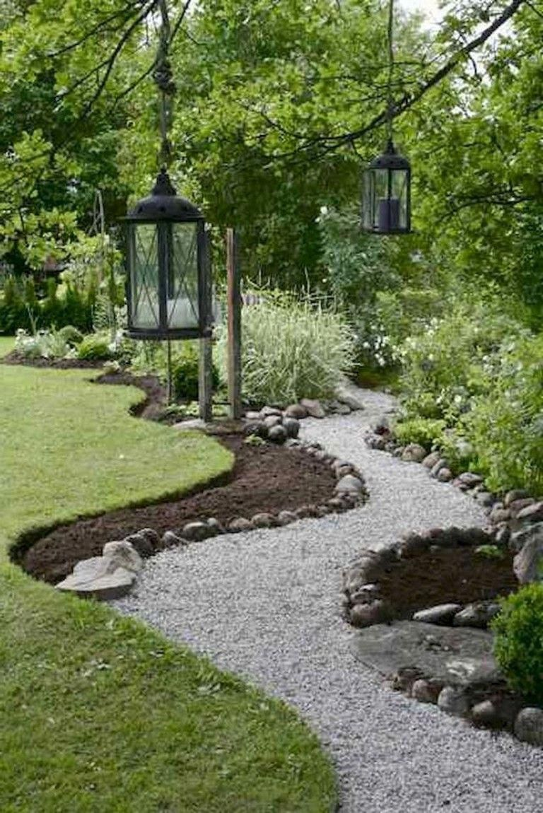 50 Inspiring Garden Path & Walkway Front Yard Landscaping Ideas - Page 5 of 56 #...