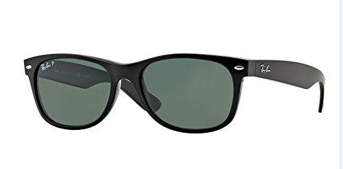 d1748e11d7d Ray-Ban New Wayfarer Polarized Square Sunglasses